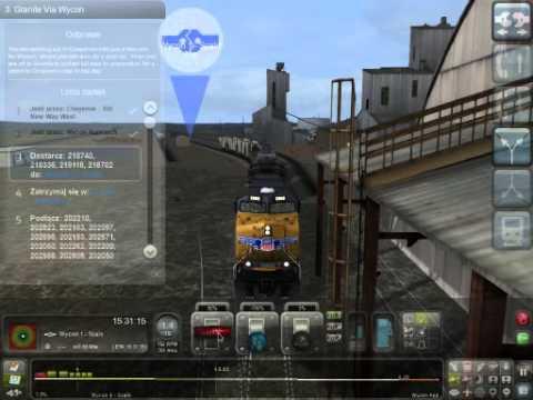 Train Simulator 2014 - Cargo Gameplay