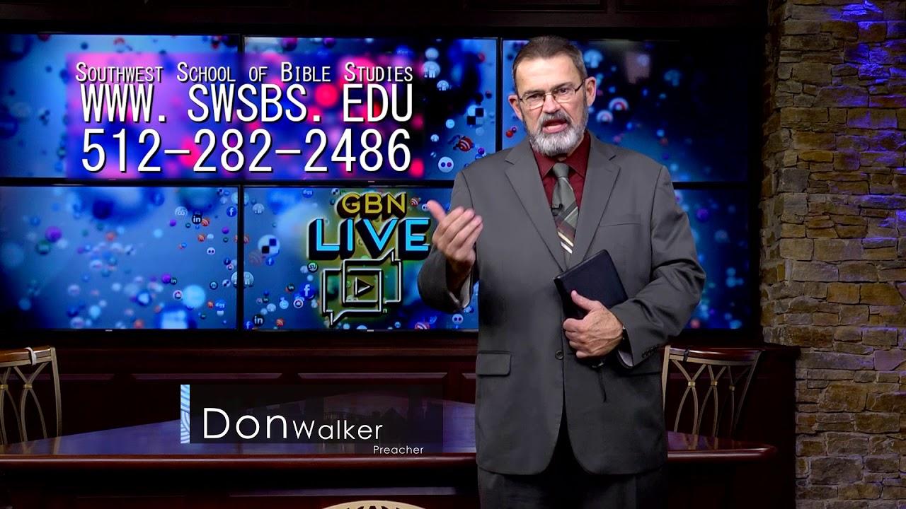 Don Walker - Southwest School of Bible Studies - Spot 2 - GBN