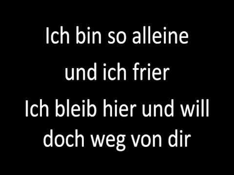 Клип Lafee - Weg Von Dir