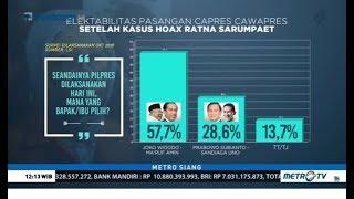 Hoaks Ratna: Siapa Untung dan Siapa Buntung di Survei?