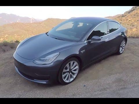 Tesla Model 3 - One Take