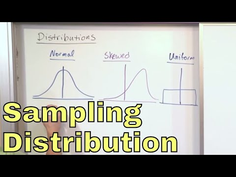 Lesson 1 - Sampling Distributions (Statistics Tutor)