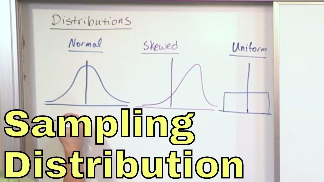 01 - Sampling Distributions - Learn Statistical Sampling (Statistics Course)