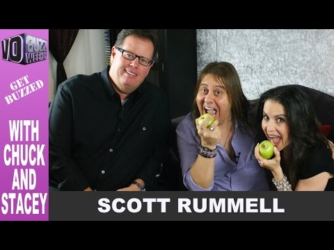 Scott Rummell PT2  Voice of ABC, CBS, NBC and many more,  EP4