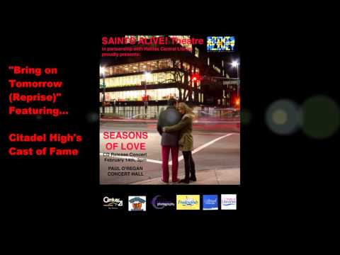 Saints Alive! Theatre Society Presents... Seasons of Love Musical Theatre CD - Teaser 3