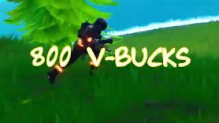 TOP SKIN 800 V-Bucks *Fortnite*