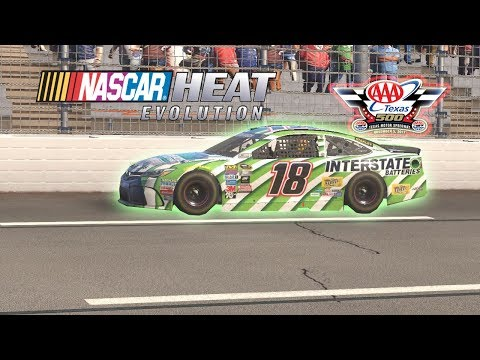 NASCAR Heat Evolution Championship Season 1: AAA Texas 500