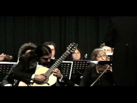 Concierto de Aranjuez II movimiento Lorenzo soto Rivara