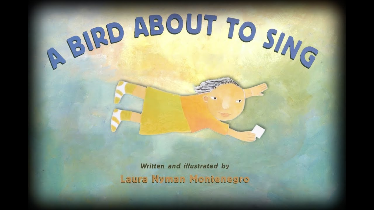 A Bird About to Sing (Story Book Only)