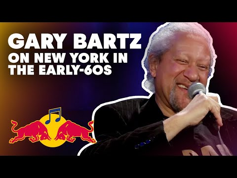 Gary Bartz Lecture (San Francisco 2012) | Red Bull Music Academy