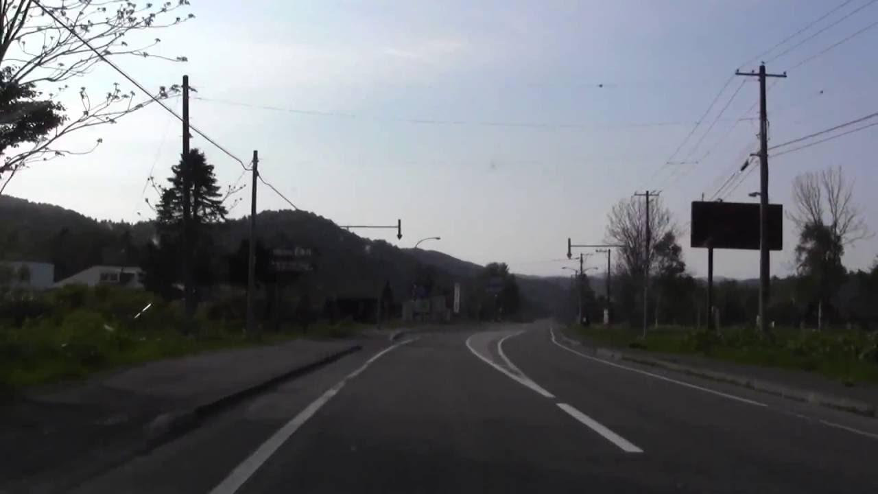 4倍速】 国道275号 美深町~音威...