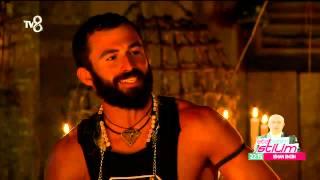 Survivor All Star - Turabi Adayını Dizelerle Çağırdı (6.Sezon 52.Bölüm)