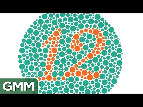 Thumbnail: Are You Color Blind? TEST