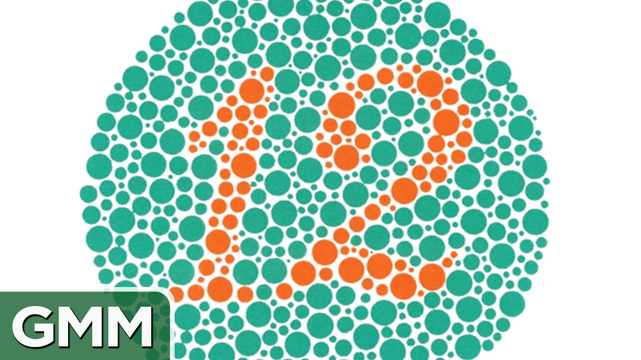 Are You Color Blind TEST  YouTube