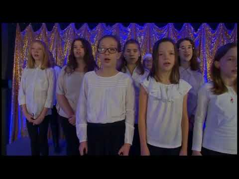 Something About Christmas Time -  MALCOLM MUNROE MIDDLE SCHOOL CHOIR