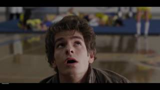 Peter Parker vs  Flash(EUGENE) Thompson Basketball Scene [ENG]