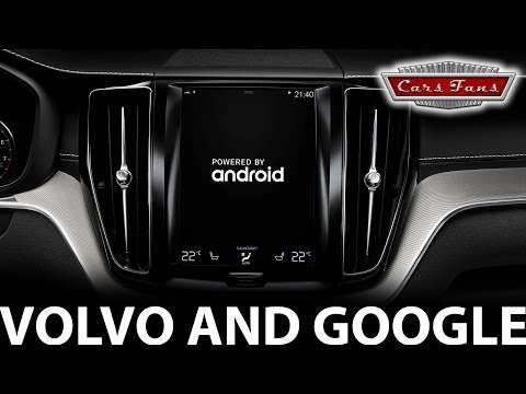 Volvo and Google to build Android into next generation connected cars