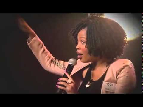 Mmatema idols south africa solo performance blast