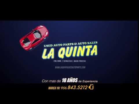 La Quinta Auto Parts >> La Quinta Used Auto Parts