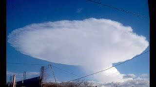 Baffling cloud appears over Guatemala - 55,000ft ash cloud soars from N Sumatra