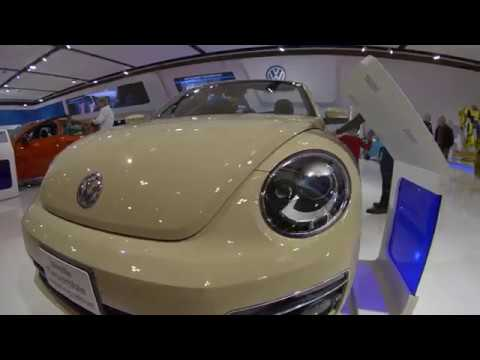 4K UHD Volkswagen 2019 Canadian International Auto Show