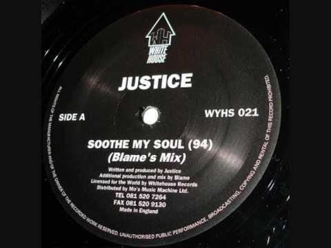 Justice - Soothe My Soul 94' (Blame's Mix)