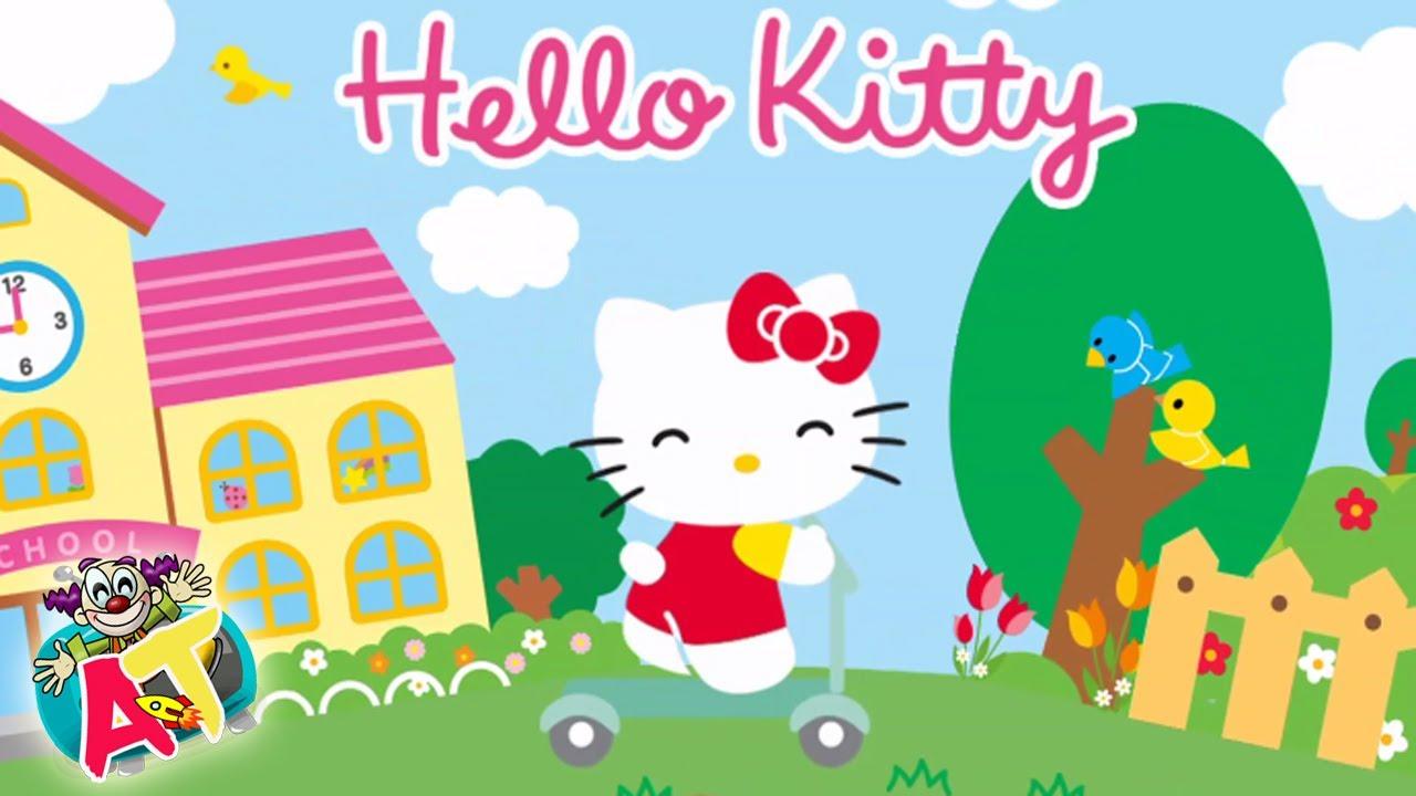 Hello Kitty Divertidos Juegos Para Ninos Y Ninas Juegos Educativos