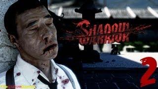 Прохождение Shadow Warrior - Часть 2 (Глава 1: