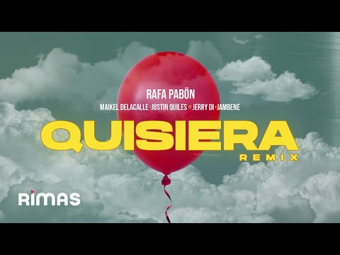 Quisiera Remix - Rafa Pabön x Maikel DelaCalle x Justin Quiles ft Jerry Di x Jambene
