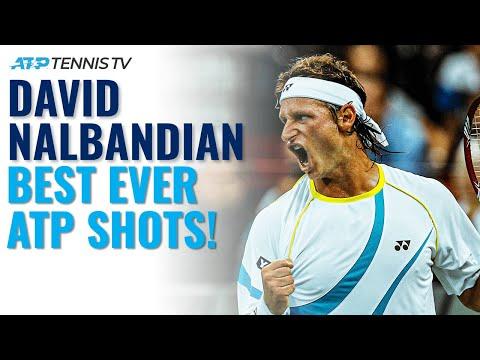 David Nalbandian: Brilliant ATP Shots & Rallies!