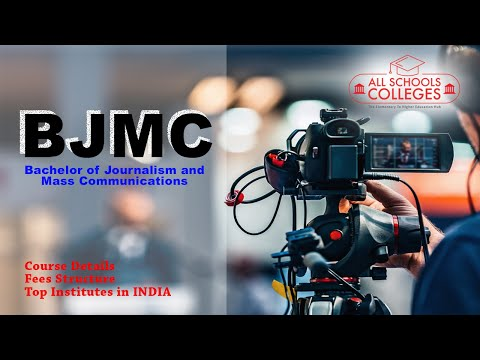 BA Journalism & Mass Communication || Course Details, Fees Structure, Top Institutes In INDIA