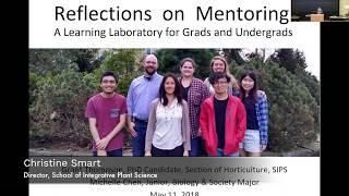 2018 Plant Sciences Undergraduate Symposium