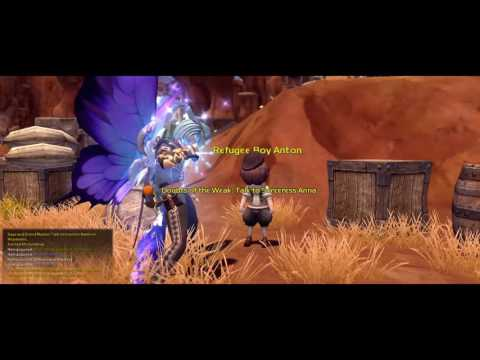 Dragon Nest Europe New Lv 90 Daily Quest Raven