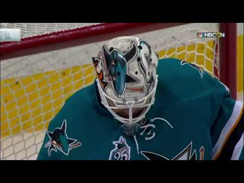 Martin Jones Sharks Highlights