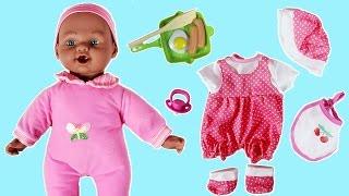 Video Oyuncak Bebek Ece | Bebek Bakma Oyunu | Evcilik TV Bebek Videoları download MP3, 3GP, MP4, WEBM, AVI, FLV November 2017