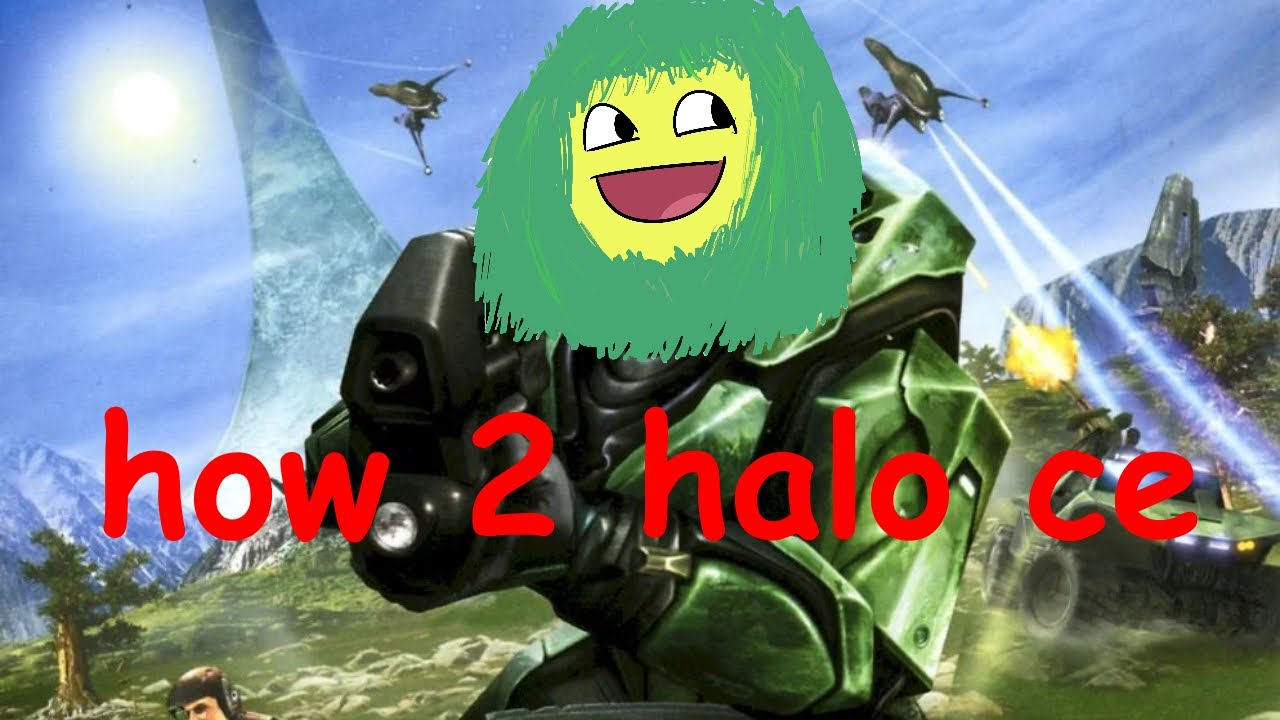 How 2 Halo: Combat Evolved