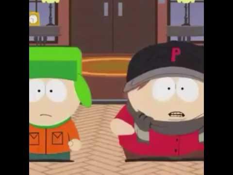 HIV positive South Park