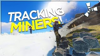 Tracking down MINERS & BASE UPGRADES! (SOLO VANILLA RUST #3 S52)