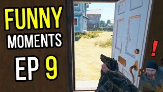 connectYoutube - PUBG: Funny Moments Ep. 9