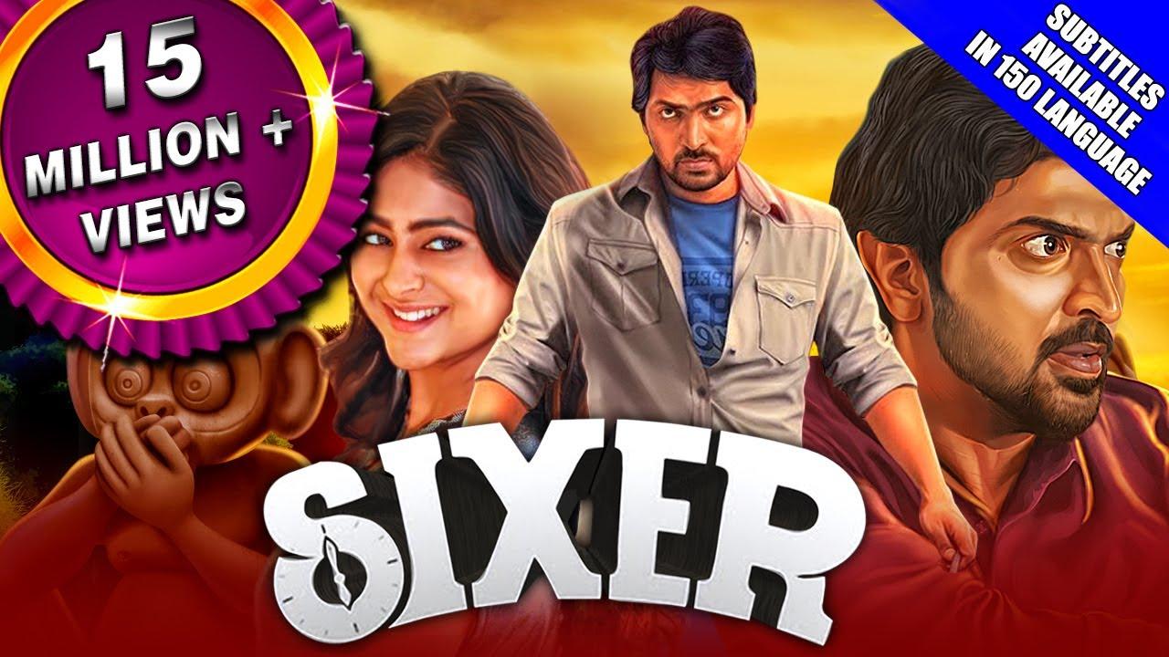 Download Sixer 2020 New Released Hindi Dubbed Movie | Vaibhav, Palak Lalwani, Sathish, Radha Ravi