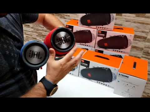 JBL Xtreme REPLICA 1º linha x  Xtreme Original - Qualidade de SOM