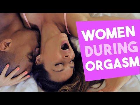 Types of Women During Orgasm ☆゚.*・。゚