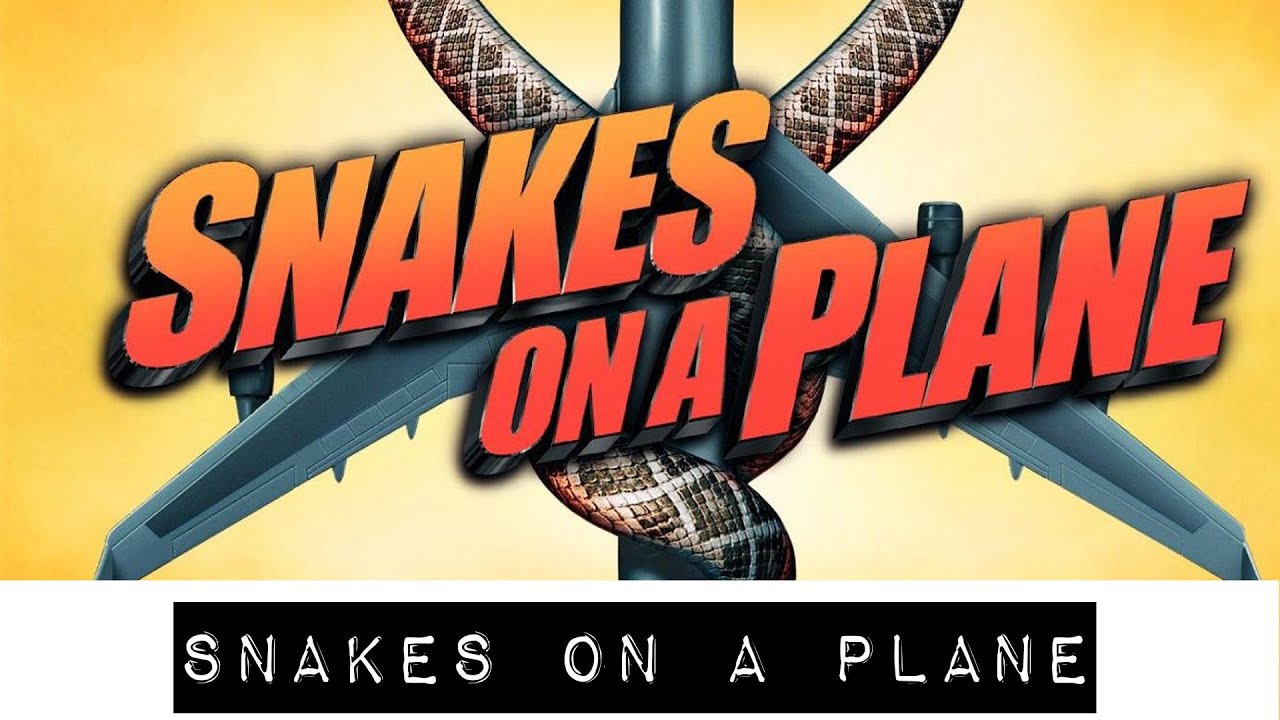 Snakes on a plane movie review.