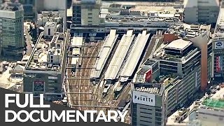 World's Busiest Station: Shinjuku Station Tokyo | Giant Hubs | Episode 3 | Free Documentary