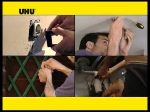 uhu patafix propower - youtube