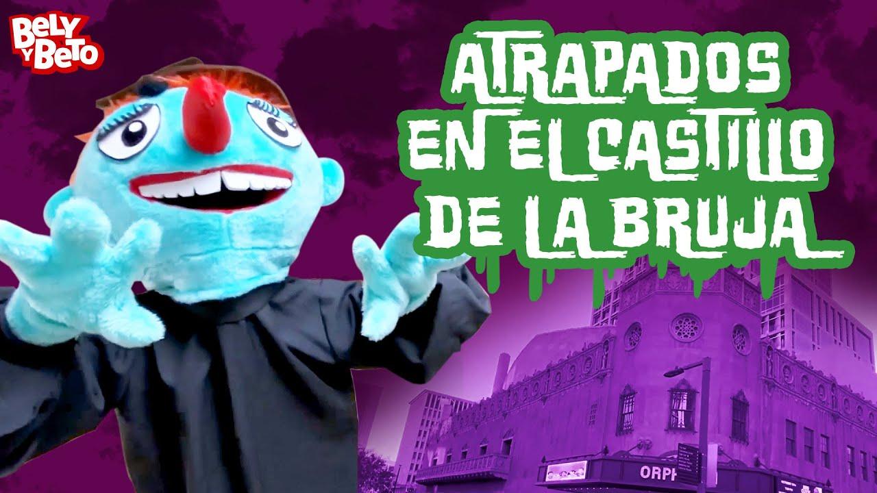 Download Atrapados en el Castillo de la Bruja - Bely y Beto
