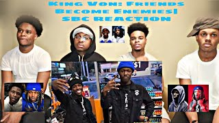 King Von: Friends Become Enemies|SBC REACTION