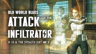 Old World Blues 7: X-13 & The Stealth Suit Mk II - Fallout New Vegas Lore