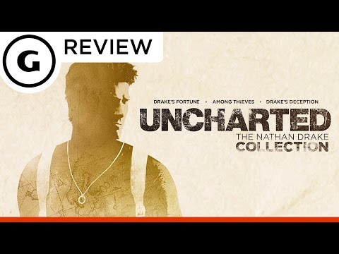 Uncharted The Nathan Drake Collection Review Youtube