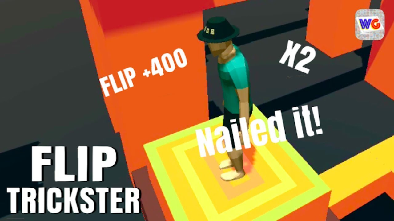545503112 FLIP TRICKSTER PARKOUR SIMULATOR - Gameplay Trailer  iOS Android ...